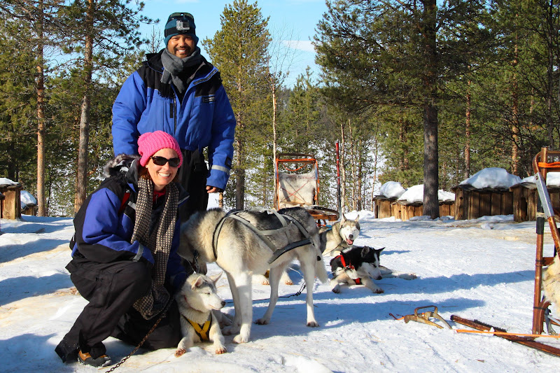 Dog Sledding Winter Travel Packing List
