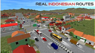 Download Bus Simulator Indonesia (BUSSID) MOD Apk Unlimited Money Design 3D