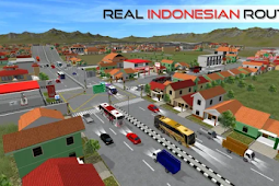 (UPDATE) Bus Simulator Indonesia (BUSSID) MOD Apk V.2.8 Unlimited Money Design 3D