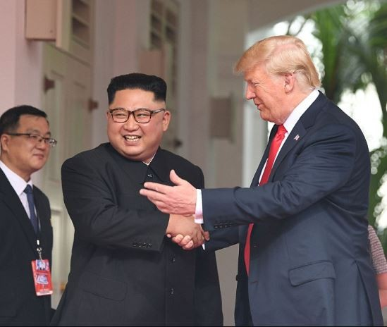 Kim Jong Un brought his own portable toilet to the summit with Trump because his excretions contain information about his health that can't be left behind