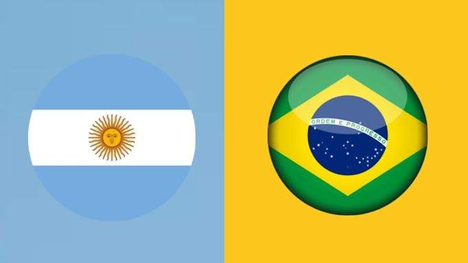 Preview: Argentina vs Brazil - Team news, lineups