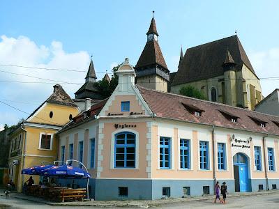 Obiective turistice Romania: Catedrala Biertan