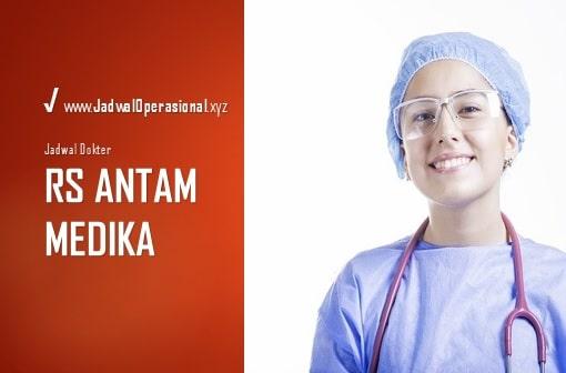 Jadwal Dokter RS Antam Medika