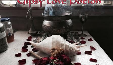 Gipsy love Potion