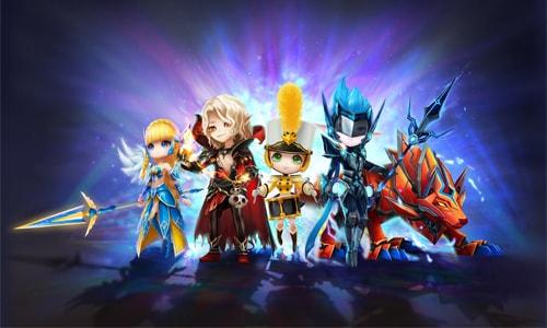 4 Game Pertarungan RPG Android Terbaik dan Gratis 2017