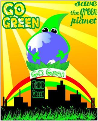 poster bahasa inggris tentang global warming