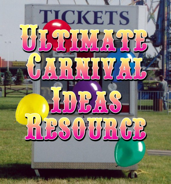 Fundraiser Games: Booth Zombie Pic: Carnival Booth Idea