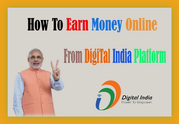 How To Earn More Money From Digital India Platform