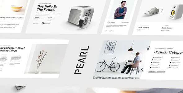 Best Modern & Simple WooCommerce Store Template Kit