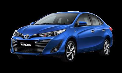 Spesifikasi dan Harga Vios, Pilihan Kendaraan Jenis Sedan Terbaru
