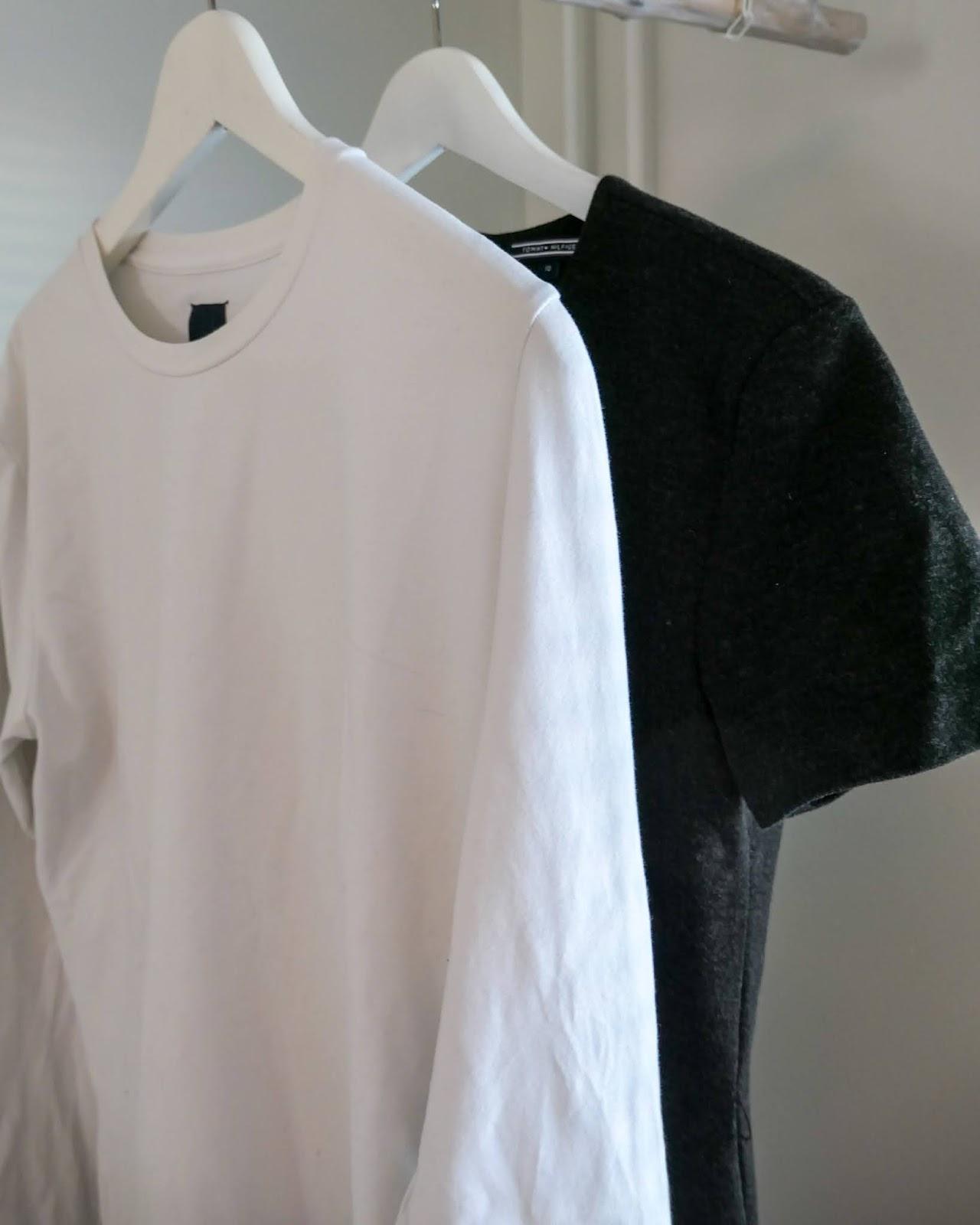 Valkoinen Sandin paita