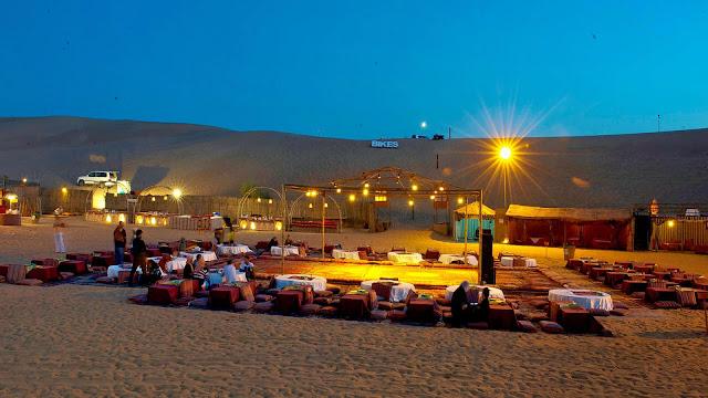 Best Places To Enjoy Nightlife in Dubai