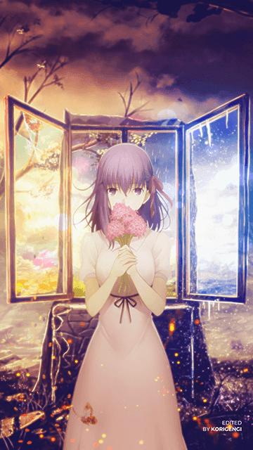 Matou Sakura - Fate/Stay Night: Heaven Feels Wallpaper