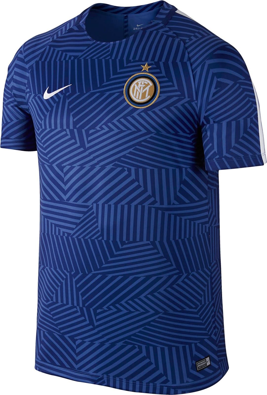 vans u noir authentique - Inter 16-17 Pre-Match Shirt Released - Footy Headlines