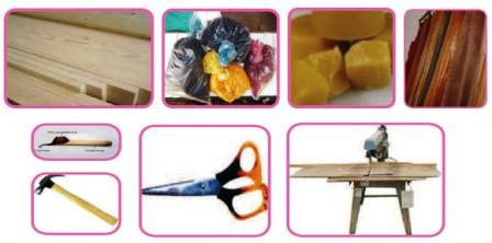 bahan dan alat