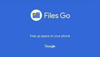 تطبيق Files Go من قوقل