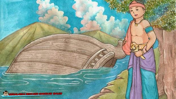 Legenda Sangkuriang Menurut Sejarah Sunda