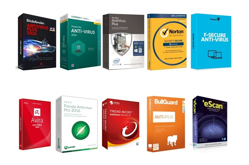 افضل 10 برامج مكافحة الفيروسات و روابط تحميلها