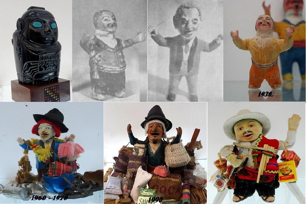 Resultado de imagen para historia de las alasitas la paz bolivia