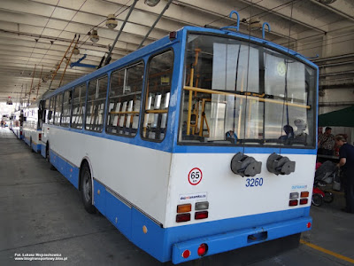 Škoda 14Tr, Dopravni Podnik Ostrava