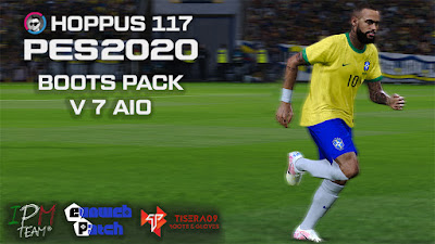 PES 2020 Bootpack V7 AIO by Hoppus117