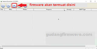 Cara Flash Advan I4A 100% Ampuh Atasi Bootloop