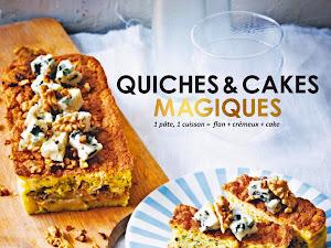Gâteaux magiques... salés !!!