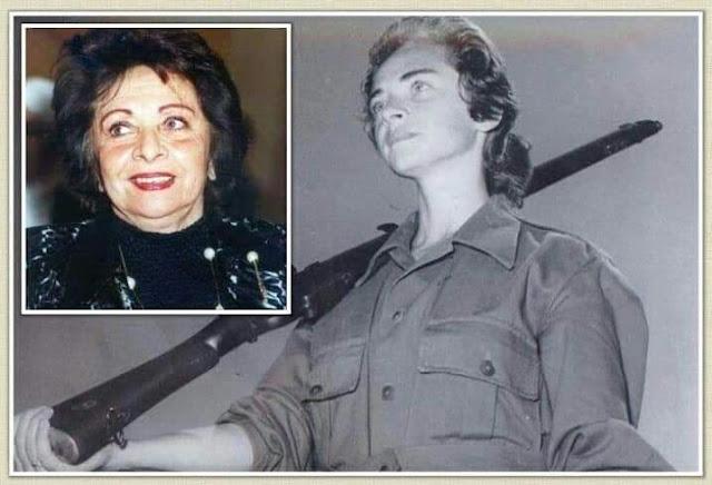 تعرف على من حملت السلاح وقت العدوان الثلاثي سوبرانو وعاشقة الموسيقى العربية