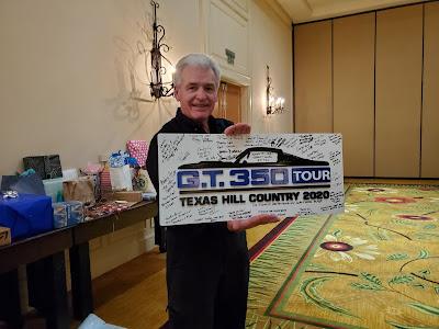 2020 GT350 Tour
