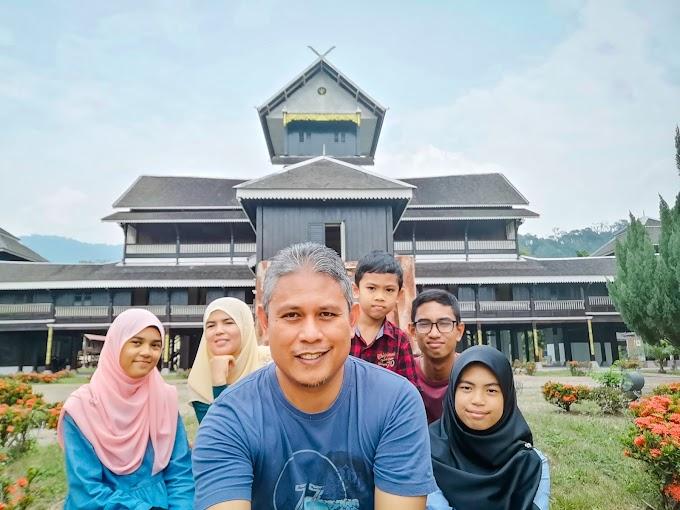 Kalau Ke Kuala Pilah, Jemput Singgah Ke Muzium Diraja Istana Lama Seri Menanti