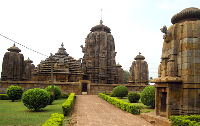 The Brahmeswara Temple, Bhubaneshwar