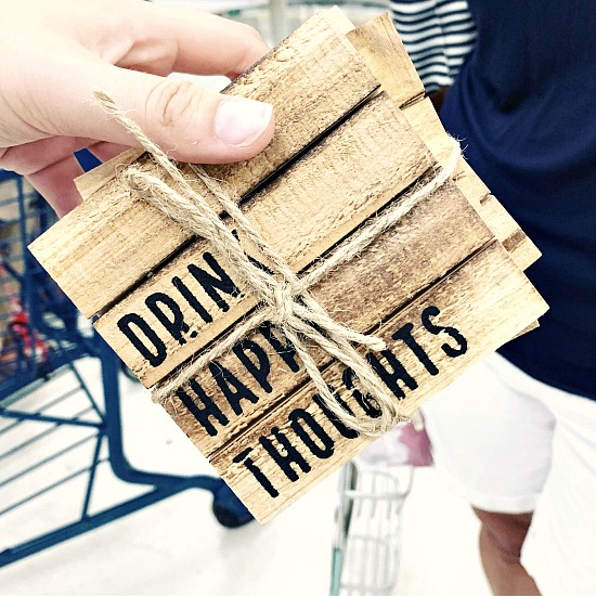 Make Your Own Mini Pallet Coasters