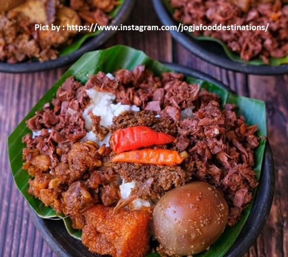 Kuliner di Yogyakarta Murah Cocok Buat Mahasiswa