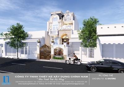 BT12: Biệt thự anh Khương - Hố Nai, Biên Hòa