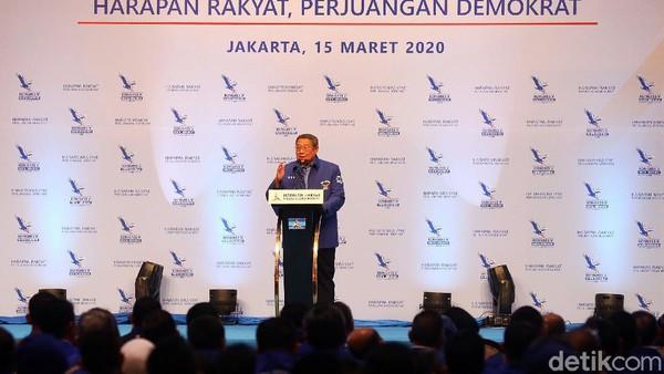 Kubu KLB Demokrat Sindir Kuasa Ketua Majelis Tinggi di AD/ART 2020