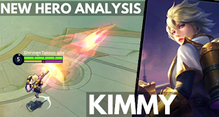 hero kimmy marksman / mage