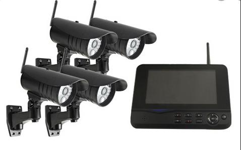 Rumah Aman, Tanpa Ribet dengan CCTV Tanpa Kabel atau Wireless