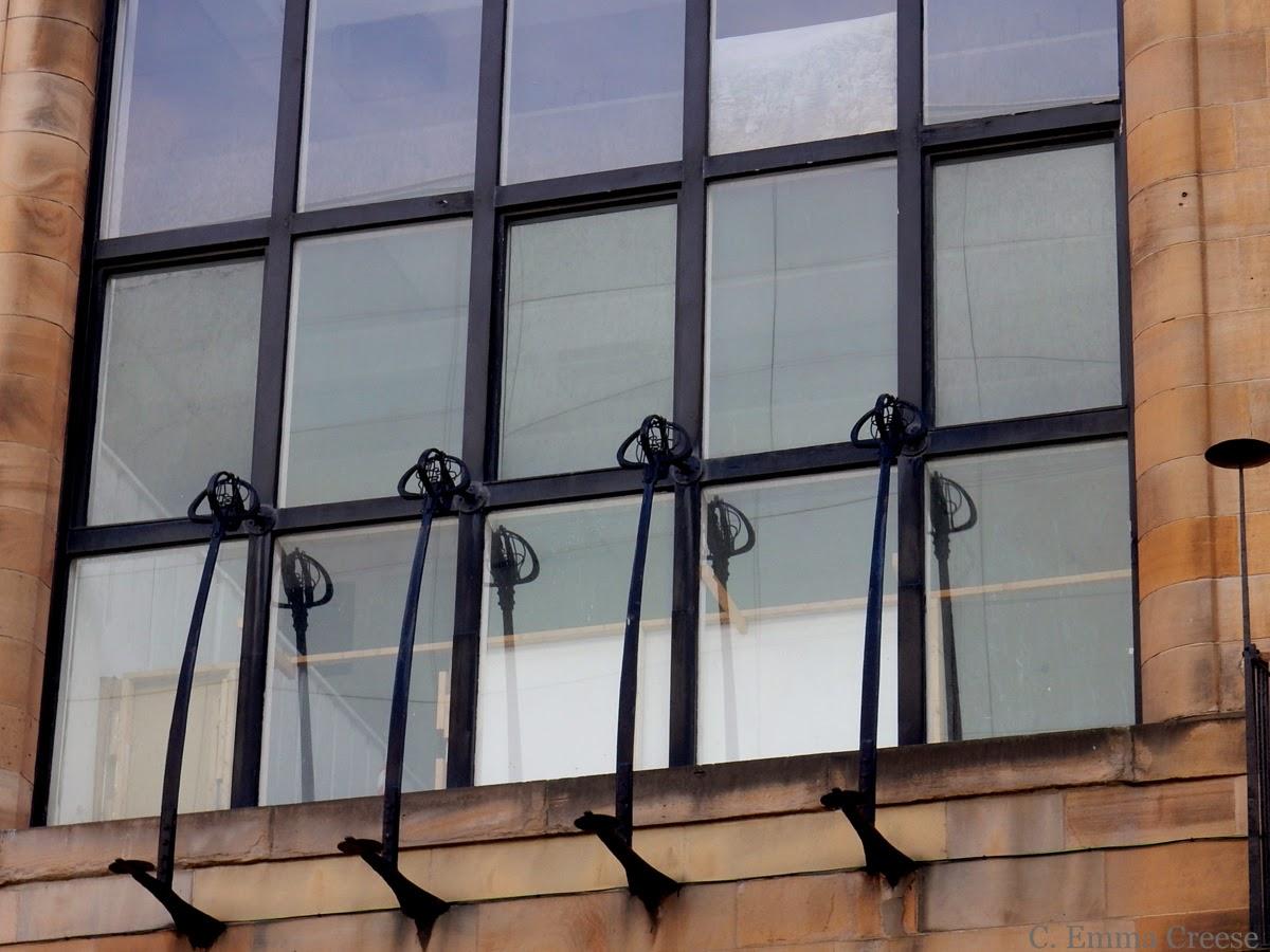 Art Deco Glasgow Mackintosh