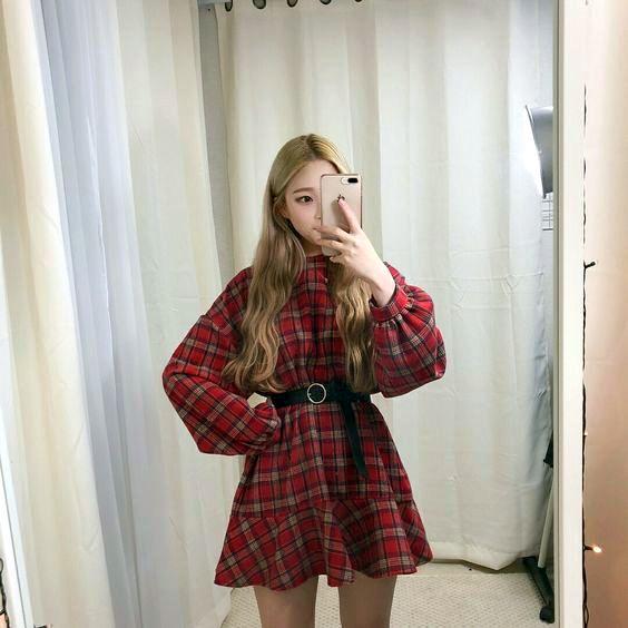 model baju korea kesepuluh