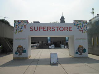 Pan Am Superstore.