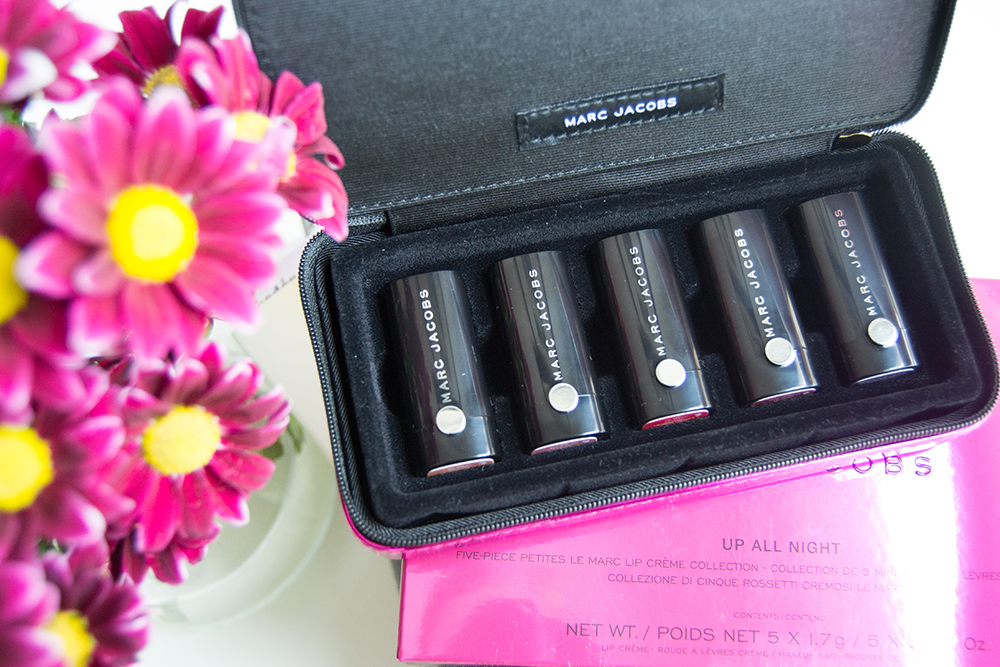 Up All Night set labiales, Marc Jacobs