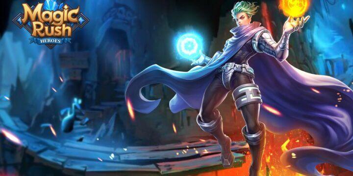 حول Magic Rush: Heroes هي لعبة تكتيكية وهي واحدة من أكثر ألعاب الممرات شعبية في العالم