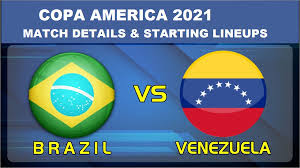 "◀️ مباراة البرازيل وفنزويلا "" كورة اكسترا "" مباشر 13-6-2021 والقنوات الناقلة ضمن كوبا أمريكا 2021"