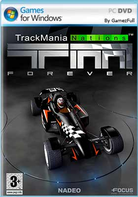 TrackMania United Forever (2008) PC Full Español
