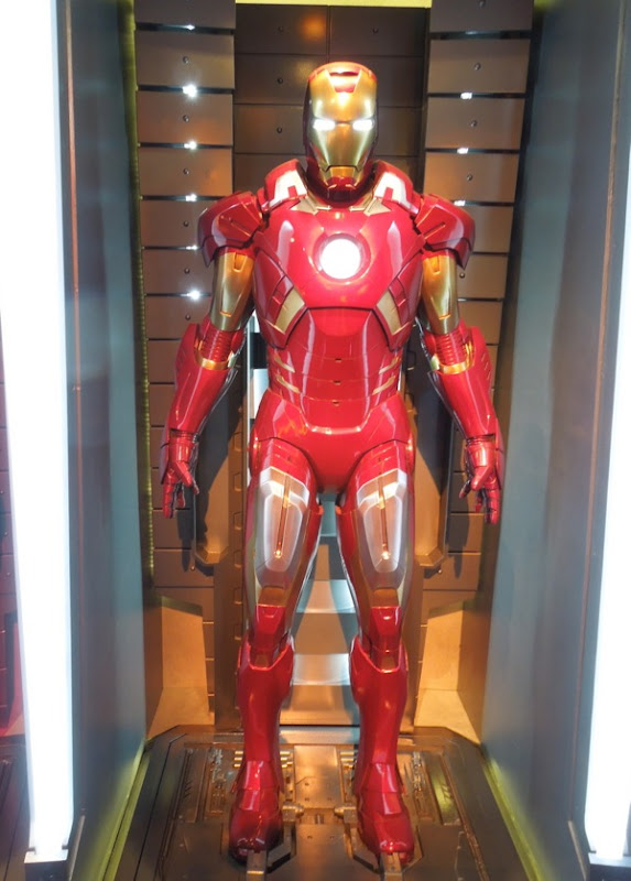 Iron Man Mark VII Avengers movie armor
