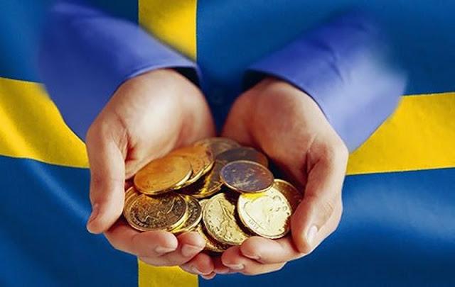 عــــاجل ... تغـــيير مفاجئ يسجله  سعر صرف الكرونة السويدية اليوم الخميس 15 فبراير 2018 .