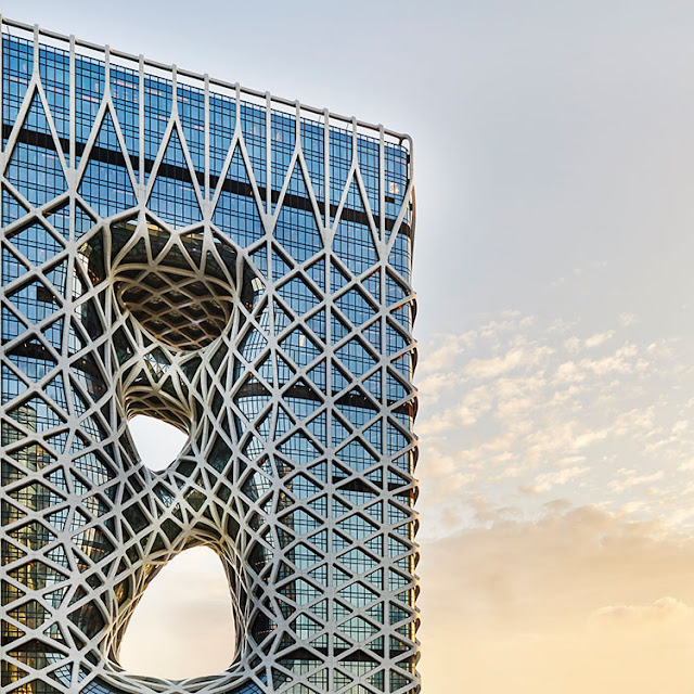 Supertaster Mel Macau Review Morpheus Hotel City Of Dreams