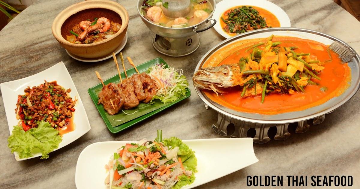 Thai Food Happy Hour