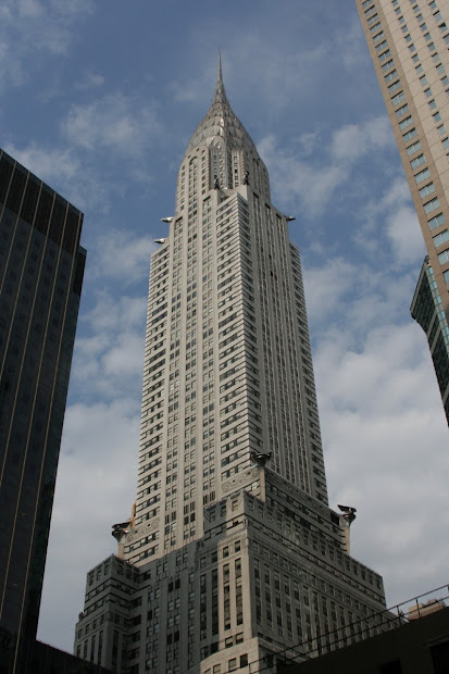 Chrysler Building New York City