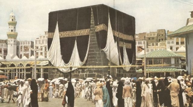 Bukan Rasulullah, Inilah Muslim Yang Pertama Kali Mengucapkan Talbiyah Di Mekkah